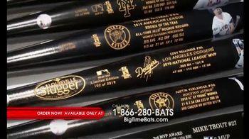 Big Time Bats TV Spot, '2019 MLB Season' - Thumbnail 2