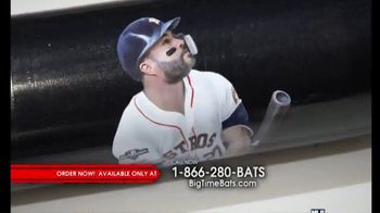 Big Time Bats TV Spot, '2019 MLB Season' - 17 commercial airings