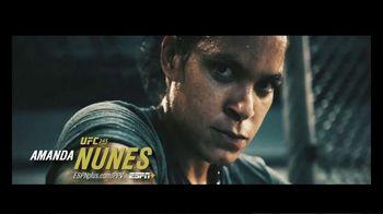 ESPN+ UFC 245 TV Spot, 'Nunes vs. De Randamie 2' - 13 commercial airings