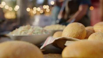 Arby's Southern Smokehouse BBQ Sandwiches TV Spot, 'Bring Yourself' Song by YOGI - Thumbnail 4