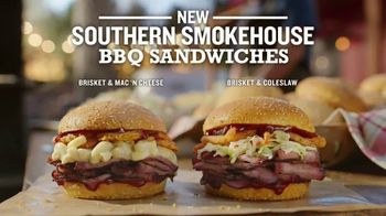 Arby's Southern Smokehouse BBQ Sandwiches TV Spot, 'Bring Yourself'