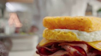 Arby's Brunch Sandwiches TV Spot, 'Brunch for Brunch' Song by YOGI - Thumbnail 6
