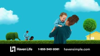 Haven Life TV Spot, 'Protect Your Family'