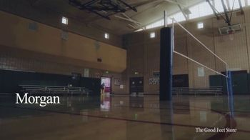 The Good Feet Store TV Spot, 'Morgan: Volleyball' - Thumbnail 3