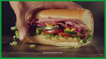 Subway TV Spot, 'Holidays: Good Gifts: Meatball Marinara and Cold Cut Combo' - Thumbnail 10