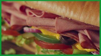 Subway TV Spot, 'Holidays: Good Gifts: Meatball Marinara and Cold Cut Combo' - Thumbnail 5