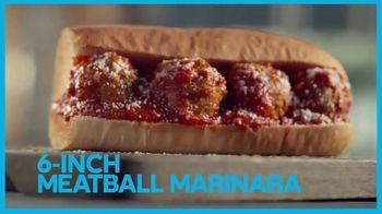 Subway TV Spot, 'Holidays: Good Gifts: Meatball Marinara and Cold Cut Combo' - Thumbnail 7
