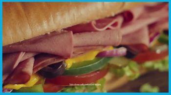 Subway TV Spot, 'Holidays: Good Gifts: Meatball Marinara and Cold Cut Combo' - Thumbnail 8