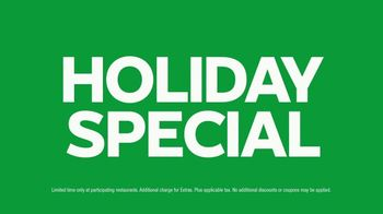 Subway TV Spot, 'Holidays: Good Gifts: Meatball Marinara and Cold Cut Combo' - Thumbnail 9
