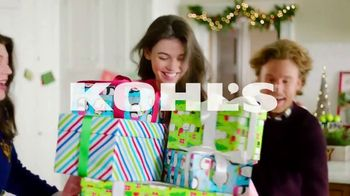 Kohl's TV Spot, 'Holidays: Nike, Under Armour and Vans'