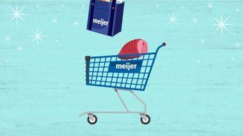 Meijer TV Spot, 'Holidays: Tis the Season: Spend $100' - Thumbnail 1