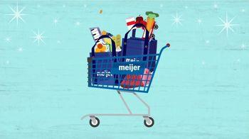 Meijer TV Spot, 'Holidays: Tis the Season: Spend $100' - Thumbnail 2