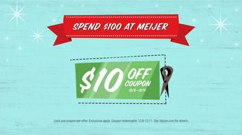 Meijer TV Spot, 'Holidays: Tis the Season: Spend $100' - Thumbnail 8