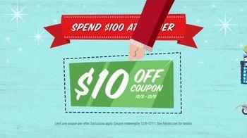 Meijer TV Spot, 'Holidays: Tis the Season: Spend $100' - Thumbnail 9