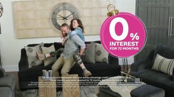 Ashley HomeStore TV Spot, 'Home for the Holidays: 30 Percent' Song by Midnight Riot - Thumbnail 7