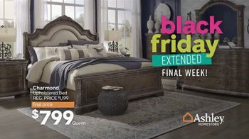 Ashley HomeStore Black Friday Sale TV Spot, 'Extended: 25 Percent Off' Song by Midnight Riot - Thumbnail 2