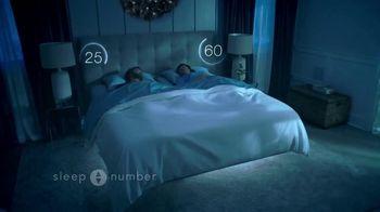 Sleep Number Cyber Week Special TV Spot, 'Holiday Spirit' Featuring Dak Prescott