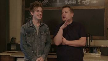 Starbucks TV Spot, 'The Late Late Show: Starbucks Theater' Featuring James Corden - 2 commercial airings