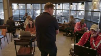 Starbucks TV Spot, 'The Late Late Show: Starbucks Theater' Featuring James Corden - Thumbnail 2