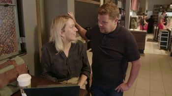 Starbucks TV Spot, 'The Late Late Show: Starbucks Theater' Featuring James Corden - Thumbnail 4