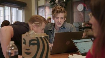 Starbucks TV Spot, 'The Late Late Show: Starbucks Theater' Featuring James Corden - Thumbnail 5
