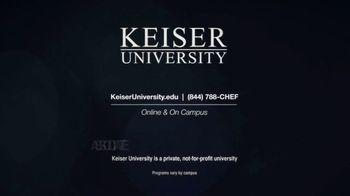 Keiser University TV Spot, 'Ryan Gorsuch: Executive Chef' - Thumbnail 8