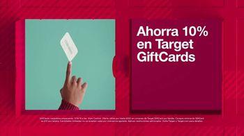 Target HoliDeals TV Spot, 'Holidays: Gift Card' canción de Danna Paola[Spanish]