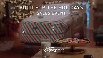 Ford Built for the Holidays Sales Event TV Spot, 'Spoil the Surprise' [T1] - Thumbnail 5