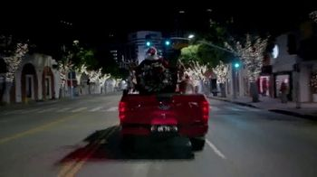 Ford Built for the Holidays Sales Event TV Spot, 'Bringing the Big Man Home' [T1]