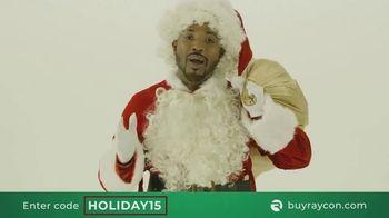 Raycon TV Spot, 'Holidays: Santa: Perfect Gift' Featuring Ray J