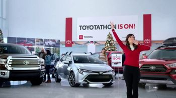 Toyota Toyotathon TV Spot, 'Ice Skating' [T2]
