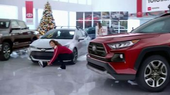 Toyota Toyotathon TV Spot, 'Ice Skating' [T2]