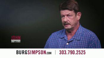 Burg Simpson TV Spot, 'Anna's Story' - Thumbnail 4