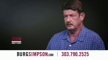 Burg Simpson TV Spot, 'Anna's Story' - Thumbnail 5