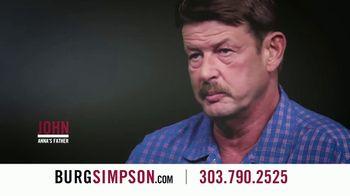Burg Simpson TV Spot, 'Anna's Story' - Thumbnail 8