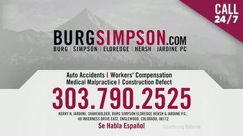 Burg Simpson TV Spot, 'Anna's Story' - Thumbnail 9
