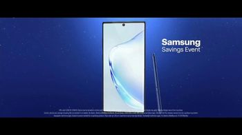 Best Buy Samsung Savings Event TV Spot, 'Holidays: Savings Delivered by an Angel' - Thumbnail 6
