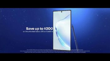 Best Buy Samsung Savings Event TV Spot, 'Holidays: Savings Delivered by an Angel' - Thumbnail 7
