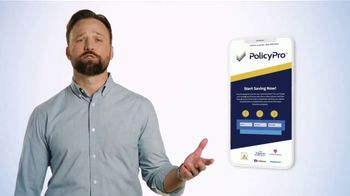 PolicyPro TV Spot, 'Spending Too Much'
