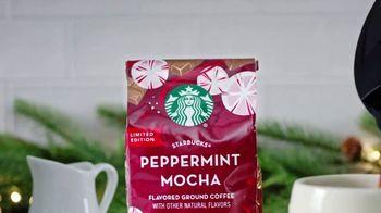 Starbucks TV Spot, 'Bring Home the Joy: Peppermint Mocha'