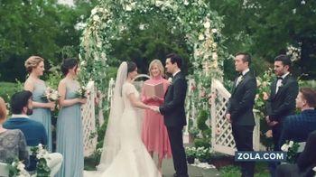 Zola TV Spot, 'All in One Universal Registry: Honeymoon Fund'