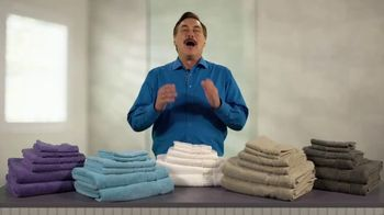 My Pillow Bath Towels TV Spot, 'Brand New Product: 30% Off Six Pack' - 21 commercial airings