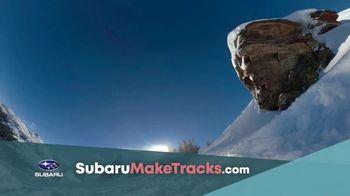 Subaru TV Spot, 'Make Tracks' [T2] - Thumbnail 7