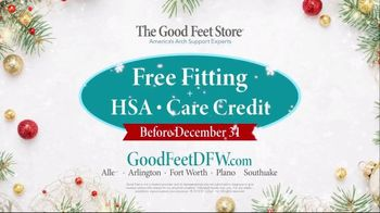 The Good Feet Store TV Spot, 'Functionality' - Thumbnail 8