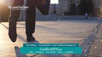 The Good Feet Store TV Spot, 'Functionality' - Thumbnail 1