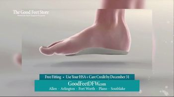 The Good Feet Store TV Spot, 'Functionality' - Thumbnail 6