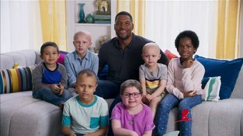 St. Jude Children's Research Hospital TV Spot, 'The Discovery' Featuring Michael Strahan - 207 commercial airings