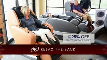 Relax the Back TV Spot, 'Live Well and Give Well'