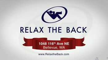 Relax the Back TV Spot, 'Live Well and Give Well' - Thumbnail 9