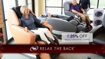 Relax the Back TV Spot, 'Live Well and Give Well' - Thumbnail 2